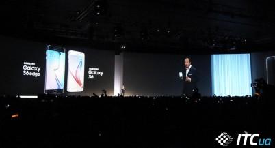Первый взгляд на Samsung Galaxy S6 и Galaxy S6 Edge