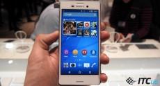 Первый взгляд на смартфон Sony Xperia M4 Aqua