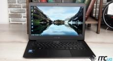 Опыт использования ультрабука ASUS ZenBook UX305FA с пассивной системой охлаждения на базе процессора Intel Core M
