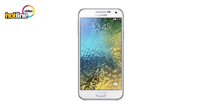 Видеообзор смартфона Samsung Galaxy E5