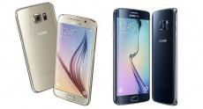 Samsung официально представила смартфоны Galaxy S6 и Galaxy S6 Edge