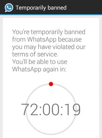WhatsApp-72-Hour-Ban