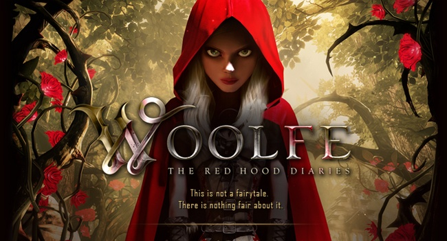 Woolfe – The Red Hood Diaries