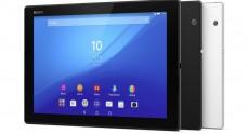 Sony представила новый флагманский Android-планшет Xperia Z4 Tablet с SoC Snapdragon 810 и дисплеем разрешением 2K