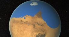 NASA: 20% Марса было покрыто океаном