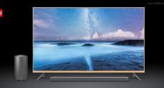 Xiaomi выпустила 55-дюймовый 4K телевизор с комплектными саундбаром и сабвуфером