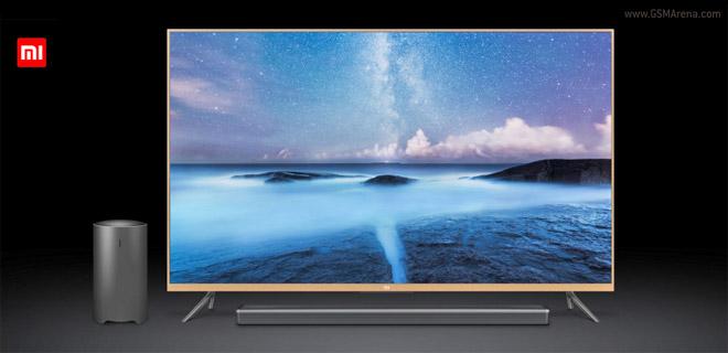 Xiaomi выпустила 55-дюймовый 4K телевизор с комплектными саунбаром и сабвуфером