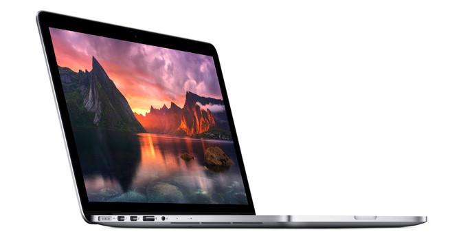 Apple обновила MacBook Air и 13,3-дюймовый MacBook Pro с Retina дисплеем