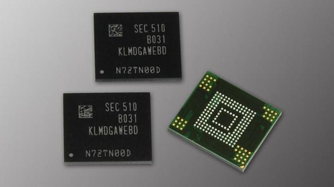 Новая флэш-память eMMC 5.0 с 8