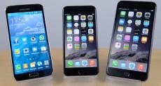 За последний год доля рынка смартфонов Samsung сократилась на 6%