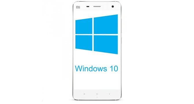 Microsoft создала прошивку, которая устанавливает Windows 10 на Android-смартфон Xiaomi Mi 4