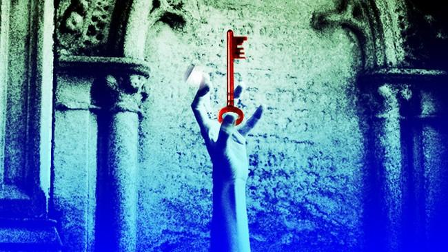 zombie-key