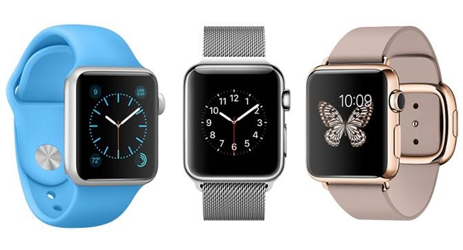 За первый день продаж в США было размещено почти 1 млн предварительных заказов на Apple Watch