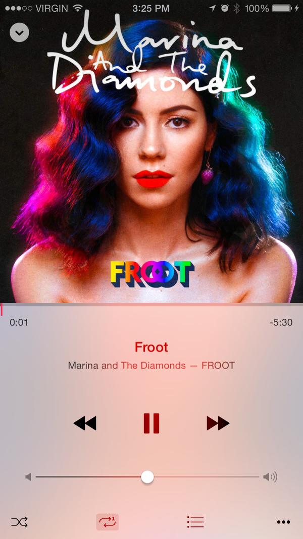 Приложение Apple Music получит существенно переработанный дизайн в iOS 8.4