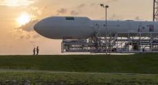 Ракета Falcon 9 успешно вывела в космос первый туркменский спутник связи