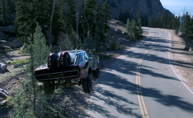 Вы когда нибудь видели гоночный автобус?
