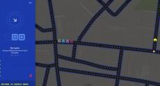 Google внедрила игру Pac-Man в Google Maps