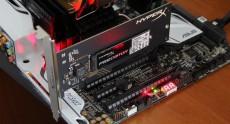 Накопительный хищник: первый взгляд на HyperX Predator M.2 PCI-E SSD 480 ГБ