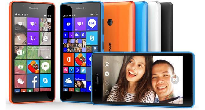 Microsoft анонсировала смартфон Lumia 540 Dual SIM