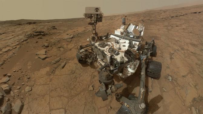 Mars-curiousity-rover