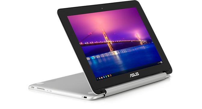 ASUS подготовила к выпуску два необычных устройства с Chrome OS