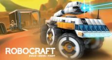 Robocraft: конструктор боевых роботов