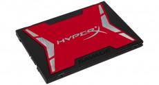 Kingston представила новый SSD HyperX Savage с поддержкой интерфейса SATA 3