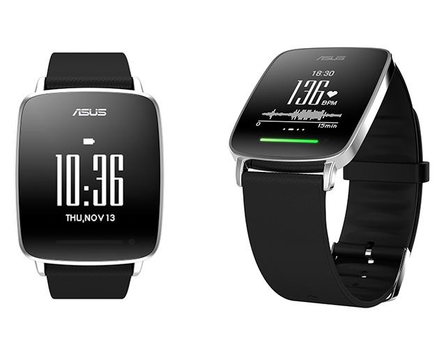 Представлены «умные» часы ASUS VivoWatch, работающие без подзарядки 10 дней