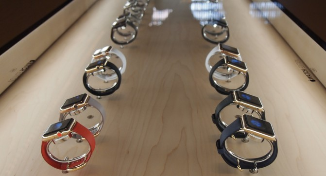 Впечатления от Apple Watch