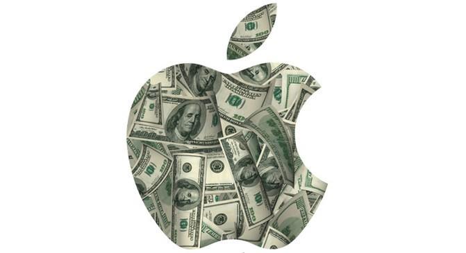 По итогам минувшего квартала Apple получила $13,6 млрд чистой прибыли