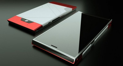 Turing Phone – смартфон с чипом шифрования и корпусом, который прочнее стали и титана