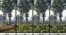 GTA 5 для PC: сравнение настроек графики