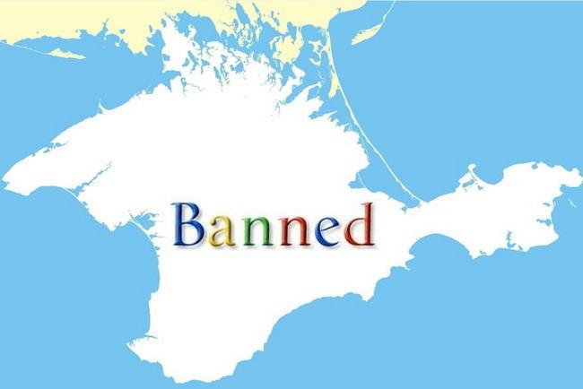 Crimea Ban