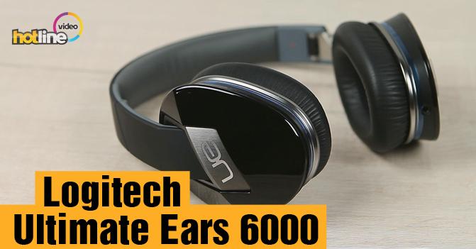 Видеообзор полноразмерных наушников Logitech Ultimate Ears 6000