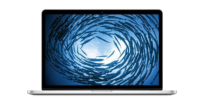 Apple обновила MacBook Pro и iMac