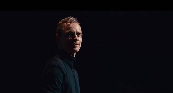 Вышел первый официальный трейлер фильма Steve Jobs