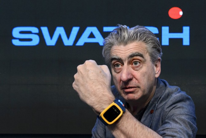 Swatch yeah