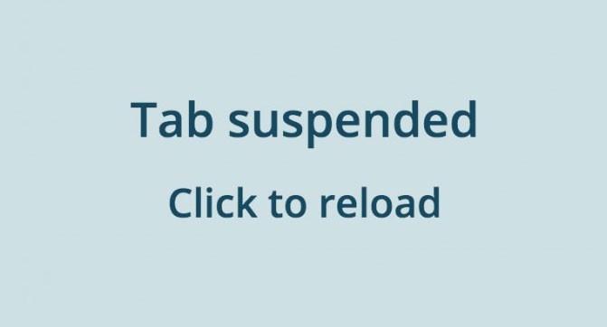 The Great Suspender - расширение для Chrome, которое приостанавливает неактивные вкладки и экономит ОЗУ
