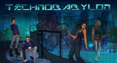 «Technobabylon»: дивный новый мир