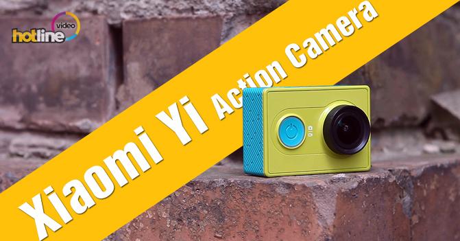 Видеообзор Xiaomi Yi Action Camera