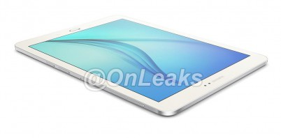 В сети появились подробные характеристики и изображение планшета Samsung Galaxy Tab S2
