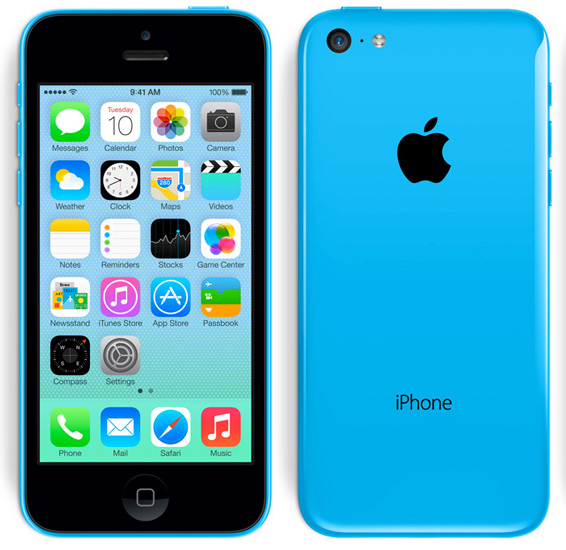 На сайте Apple засветился смартфон, похожий на iPhone 5c, но с сенсором Touch ID