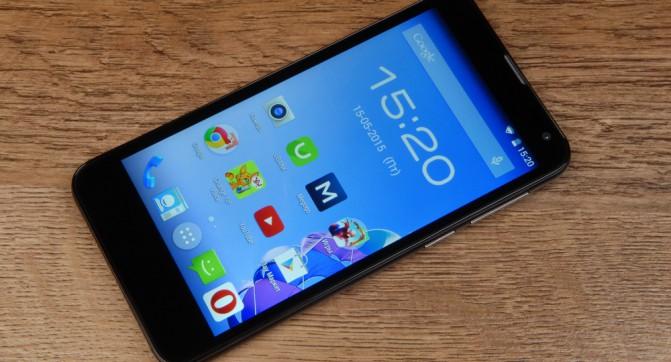 Обзор смартфона Fly IQ4514 EVO Tech 4
