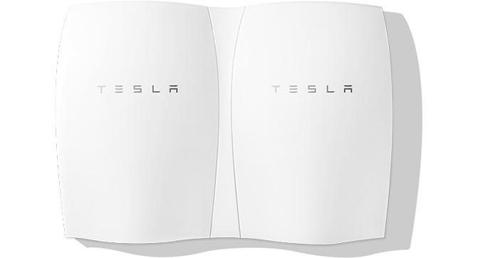 Бытовые аккумуляторы Tesla Powerwall разошлись как горячие пирожки