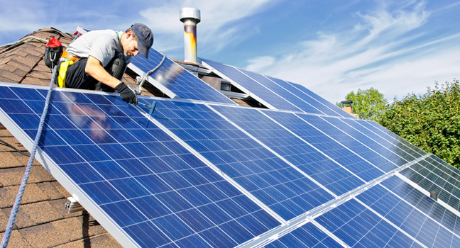 Картинки по запросу солнечные батареи калифорния