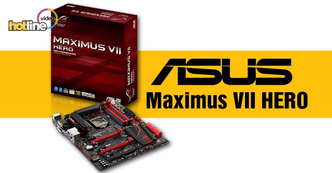 Видеообзор ASUS Maximus VII HERO
