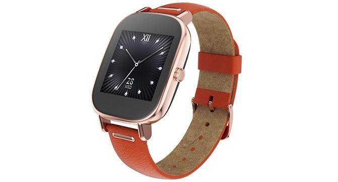 ASUS показала умные часы ZenWatch 2 в металлическом корпусе