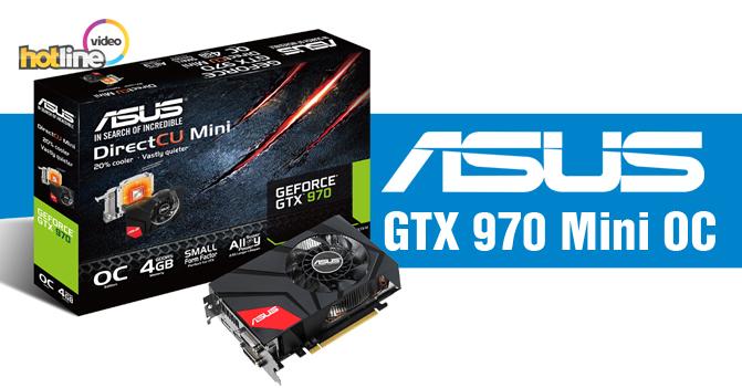Видеообзор ASUS GTX 970 Mini OC