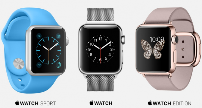 Apple Watch 97% satisfied