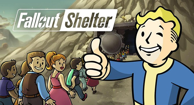 Fallout Shelter для Android выйдет 13 августа